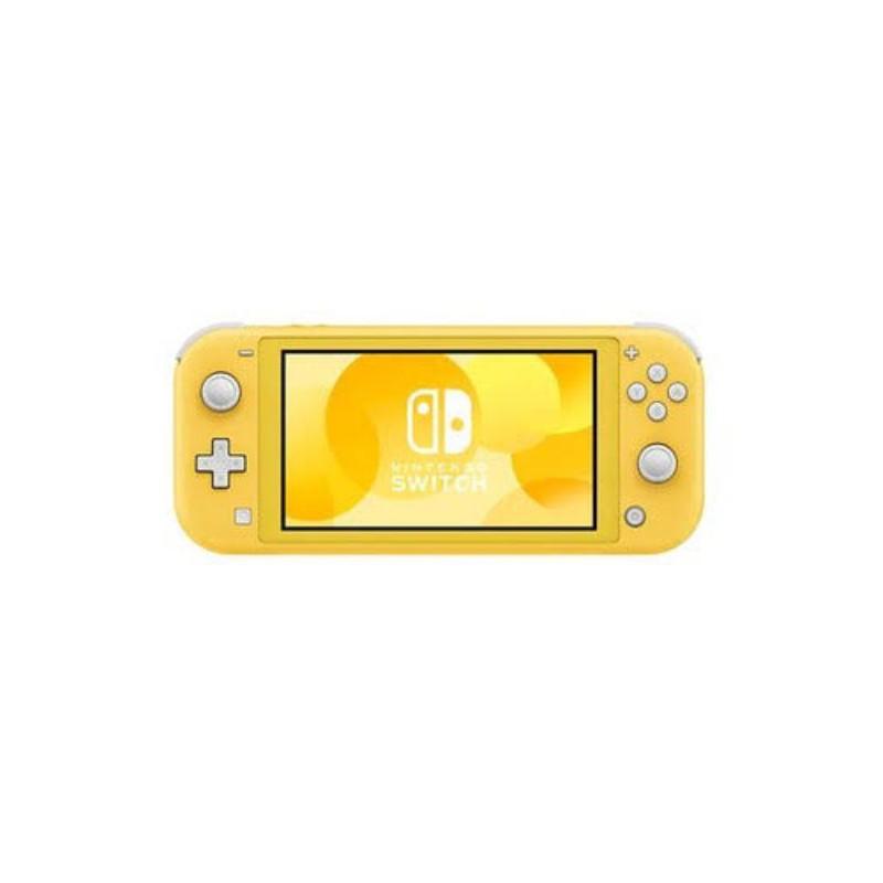 nintendo switch lite สีเหลือง มือสอง