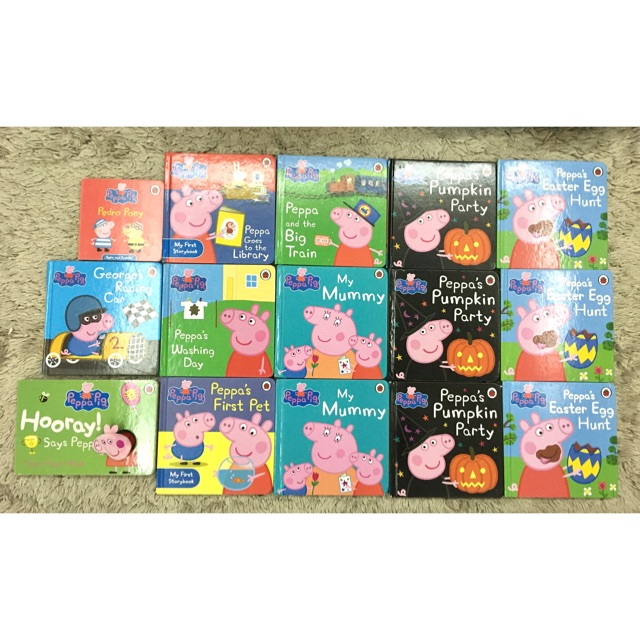 Peppa Pig • Board Books
