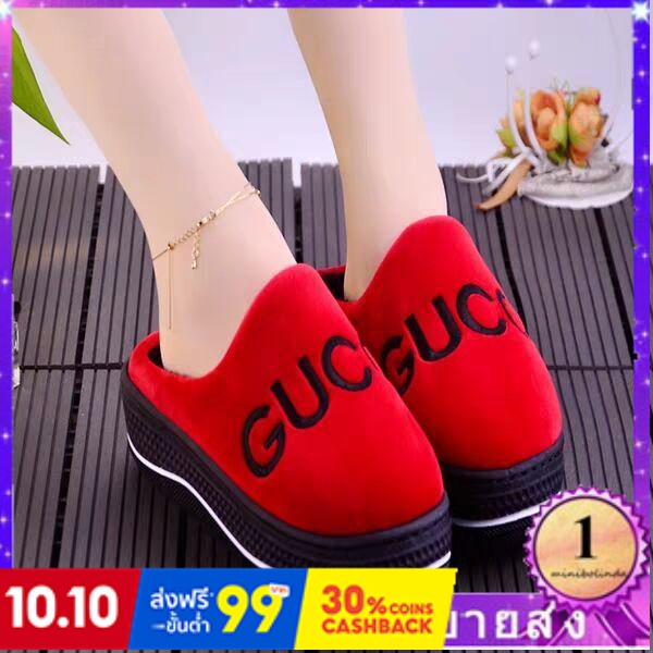 ⭐👠รองเท้าส้นสูง หัวแหลม ส้นเข็ม ใส่สบาย New Fshion รองเท้าคัชชูหัวแหลม  รองเท้าแฟชั่นผู้หญิงแฟชั่นตัวอักษรลิ่มกับรองเท้า