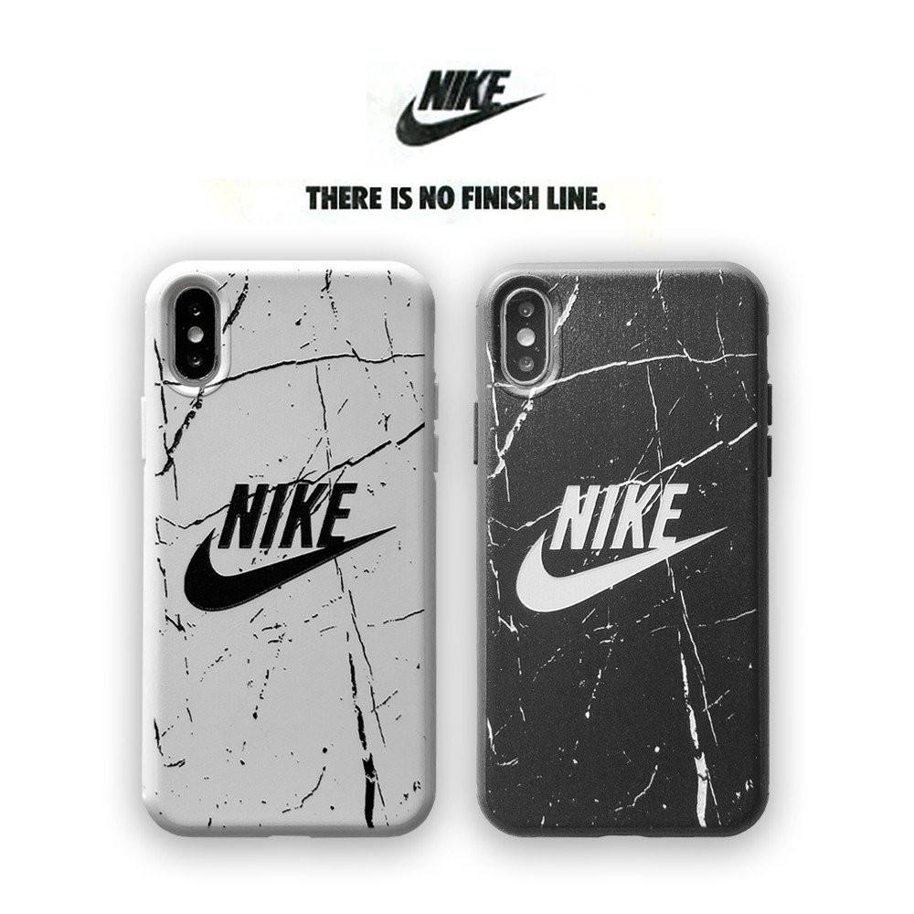 Nike IPhone 6/6s/6+/6s/Plus Apple7/7+/8/8Plus/X/Xs/XR/Xsmax TPU Soft Phone Case Casing Cover