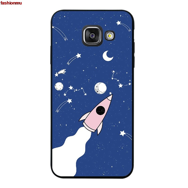 ❀Samsung A3 A5 A6 A7 A8 A9 Pro Star Plus 2015 2016 2017 2018 HHDW Pattern-4 Silicon Case Cover