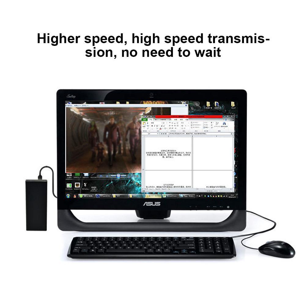 เคส External Mobile SSD Enclosure SSD SSD SSD External
