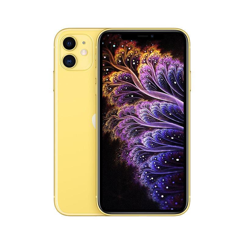 ◐❈◕[ขายด่วน] Original original] โทรศัพท์มือถือ Apple iPhone 11 Full Netcom 4G 128GB รุ่นที่เรียบง่ายโดยไม่มีอุปกรณ์เสริ