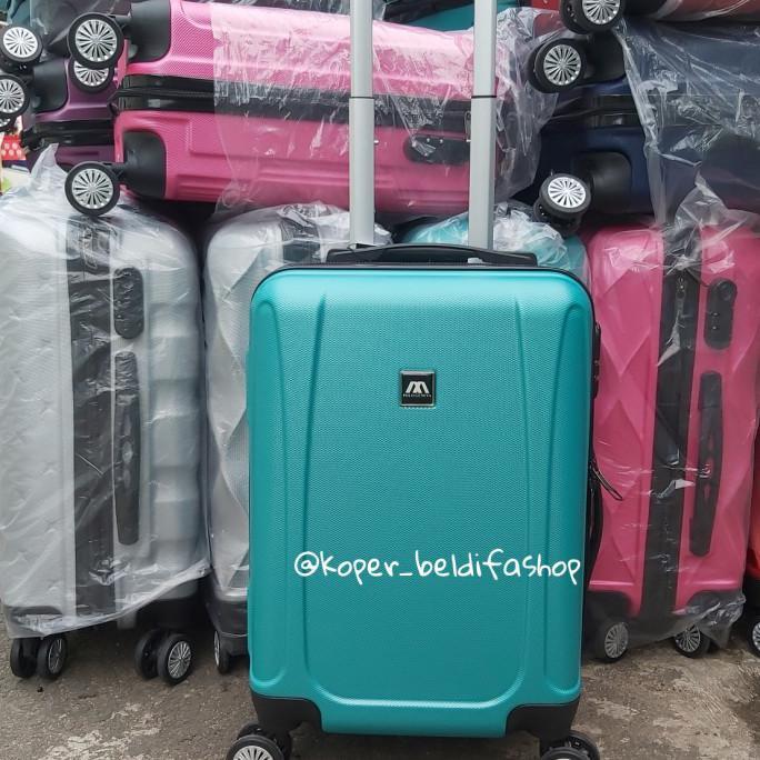 กระเป๋าเดินทาง 18 นิ้ว Umroh - 032 สีทอง 18 นิ้ว