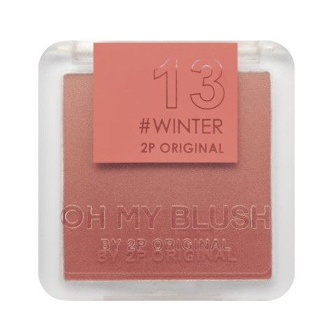 2P Original Oh My Blush 5g.13 Winter