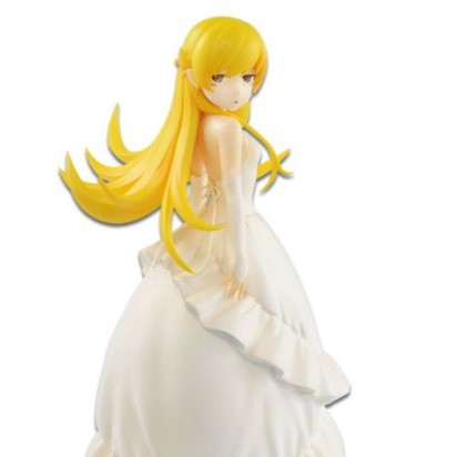 Bandai(บันได) BANPRESTO ISHIN NISHIO ANIME PROJECT MONOGATARI SERIES EXQ FIGURE SHINOBU OSHINO VOL.2