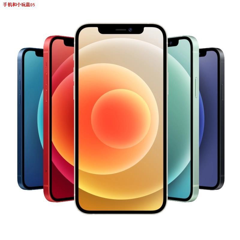 ❁♘☾ปลอดดอกเบี้ย 24 ระยะ/Apple/Apple iPhone 12 Pro 5G โทรศัพท์มือถือสมาร์ท mini plus business X new mini full Netcom 11xr