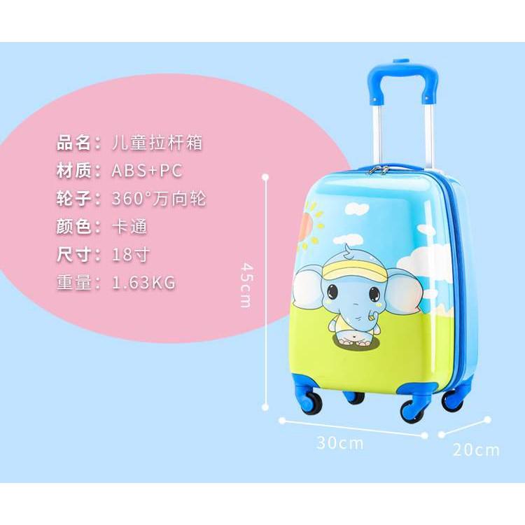 ✒กระเป๋าเดินทางเจ้าหญิง กระเป๋าเดินทางสาวนักเรียน 16 นิ้ว กระเป๋าเดินทางสำหรับเด็ก สำหรับเด็ก เด็ก เด็ก ใช้ในบ้านได้