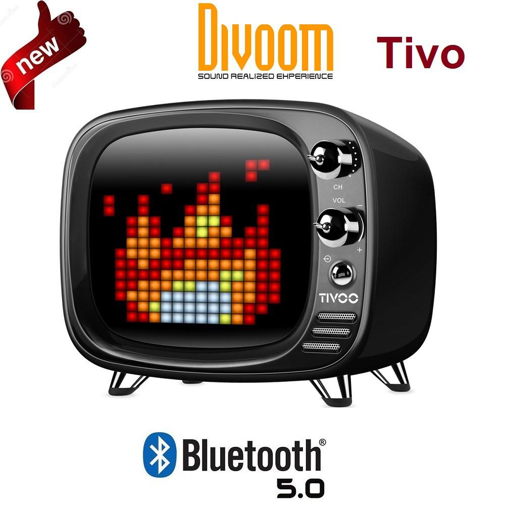 DIVOOM TIMEBOX-MINI INTELLIGENT LED LIGHT SPEAKER BRAND NEW!