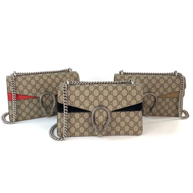 New Gucci dionysus small shoulder bag