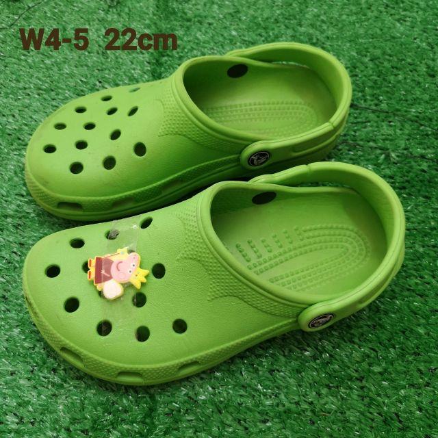 รองเท้าเด็ก crocs มือสอง สภาพสวยๆ