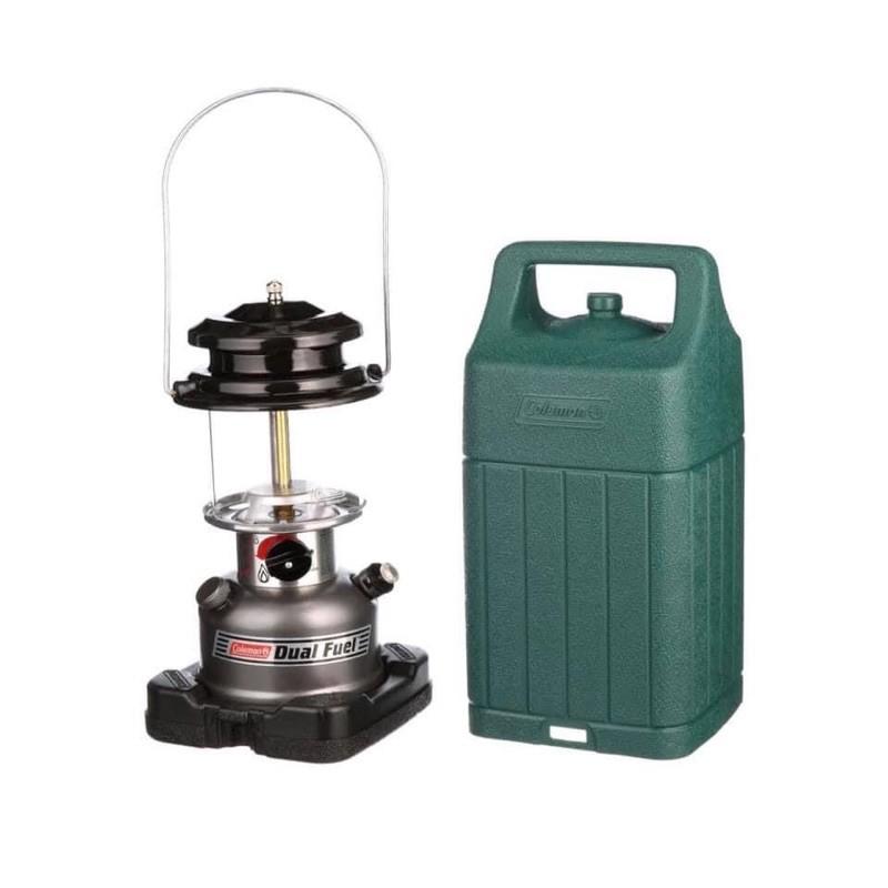 ✅พร้อมส่ง ชุดตะเกียงนำ้มัน Coleman 285 Premium Dual Fuel Lantern with Hard Case