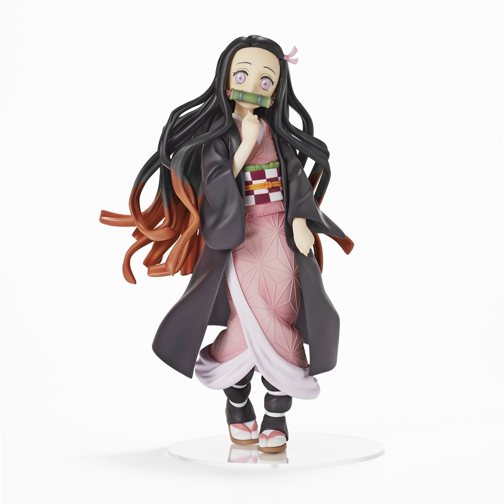 Demon Slayer Kimetsu no Yaiba Kamado Nezuko PVC Action Figure Model Toy