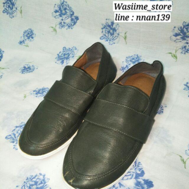 รองเท้ามือสอง. รองเท้าคัชชู 38