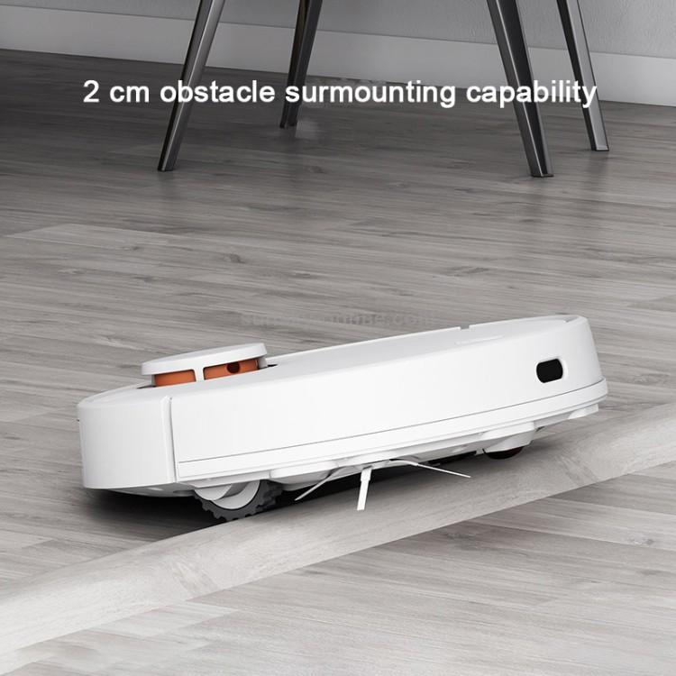 Xiaomi PureInte lligen tRobot Vacuum Cleaner Smart Mop หุ่นยนต์ดูดฝุ่นอัตโนมัติอัจฉริยะ kkyI