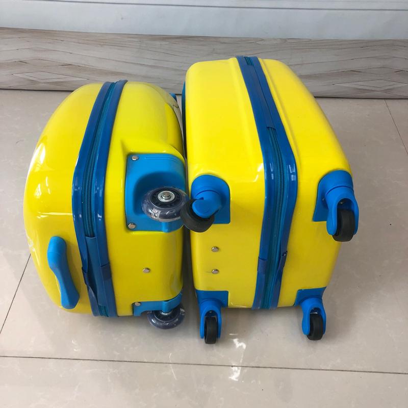 ◈メกระเป๋าเดินทางเด็ก  กล่องเดินทางเจ้าหญิงการ์ตูนรถเข็นกระเป๋าล้อสากลเด็กนักเรียนชายและหญิงเด็กทารกกระเป๋าเดินทาง18นิ้ว