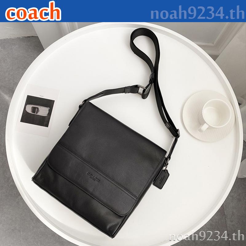 Coach กระเป๋าผู้ชาย / F68015 / กระเป๋าสะพายข้าง / กระเป๋าสะพายข้างหนัง / กระเป๋าสะพายข้างผู้ชาย / crossbody bag