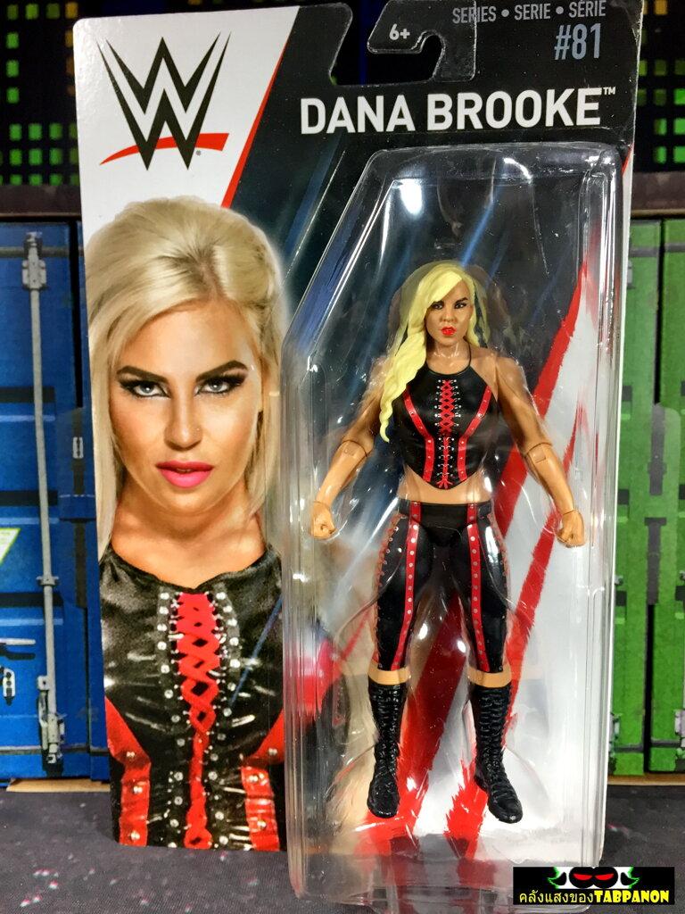 [18.01] WWE Series 81 Dana Brooke 7-Inch Basic Figure