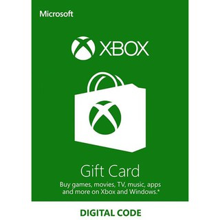 Xbox Live Gift Card (US) Code