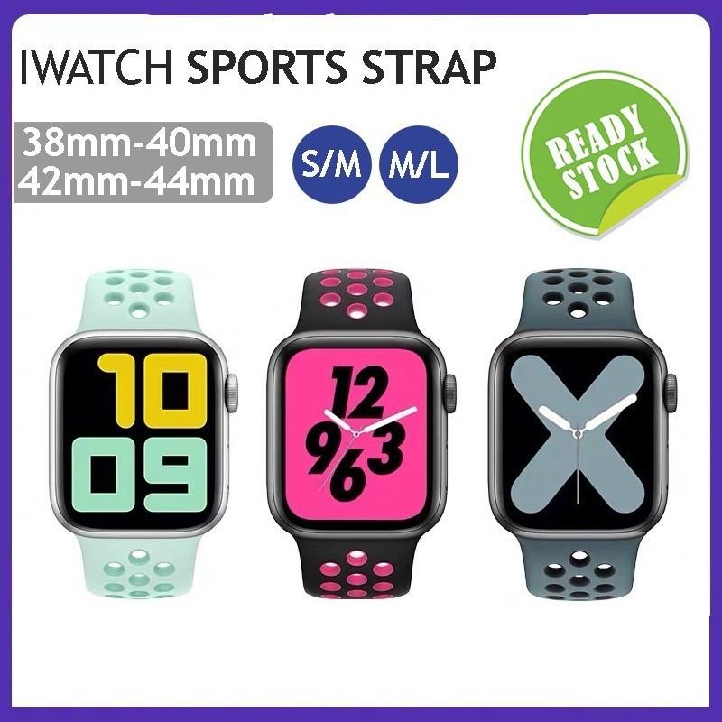 สายนาฬิกาข้อมือ Nike สําหรับ Apple Watch Series 6/5/4/3/2/1 Nike Iwatch Se Series