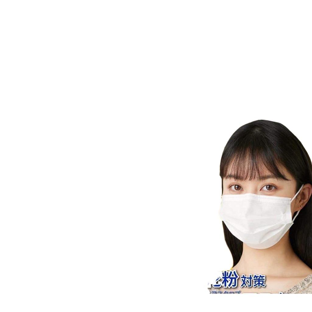 ❆✁แมสญี่ปุ่น BIKEN สีขาว  สีดำ กันไวรัส+PM2.5 ปั้ม JAPAN QUALITY ทุกแผ่น หายใจสะดวก นุ่มมาก🍒