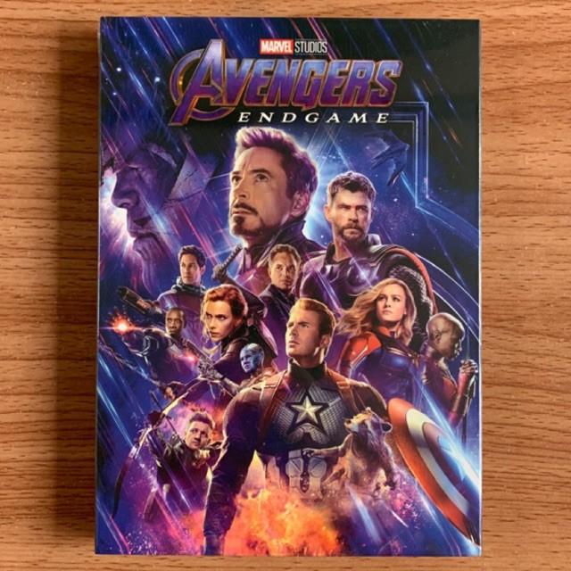 """Avengers Endgame 2019 À¹à¸šà¸šà¸¡ À¸›à¸à¸ªà¸§à¸¡ À¸à¹€à¸§à¸™à¹€à¸ˆà¸à¸£ À¸ª À¹€à¸œà¸"""" À¸ˆà¸¨ À¸ Dvd À¸¡ À¸ 1 Marvel Comics Shopee Thailand"""