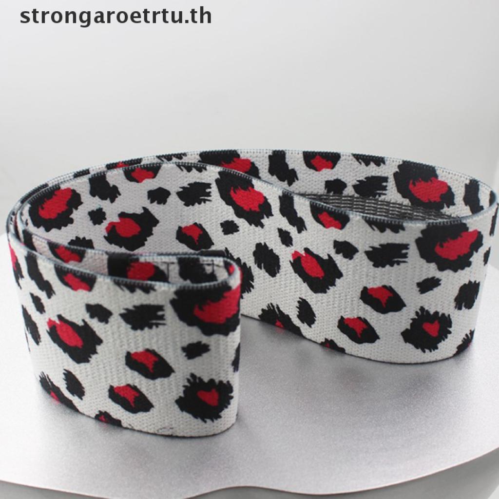【Strongaroetrtu】ยางยืดออกกําลังกาย 3 ชิ้น