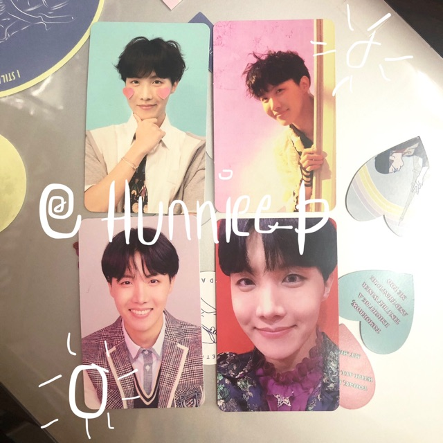 ส่งฟรี! BTS LOVE YOURSELF : ANSWER SET JHOPE