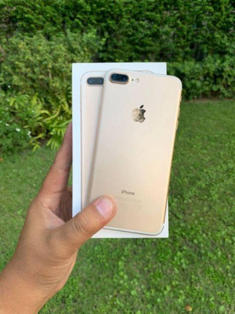 มือถือมือสองIphone 7plus 128gb แท้ศูนย์ไอแคร์8plus 64g