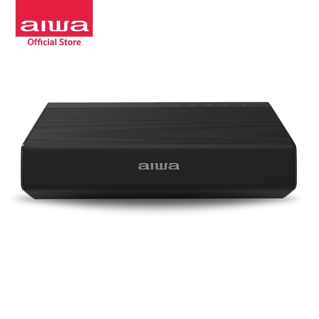 [ผ่อน 0%] AIWA SB-X150 Bluetooth Speaker ลำโพงบลูทูธพกพา SUPER BASS