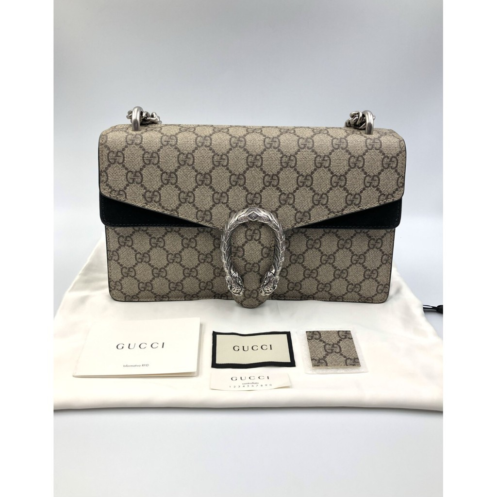 Used in very good condition!! Gucci Dionysus medium size y.2020