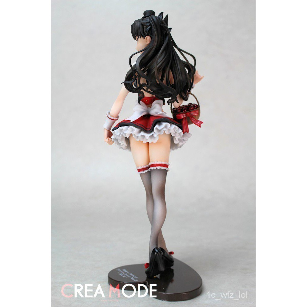 Resin Figure Kit 1/7 Fate/Stay Night Tohsaka Rin Garage Resin Figure Model Kit#¥%¥# 5ME2