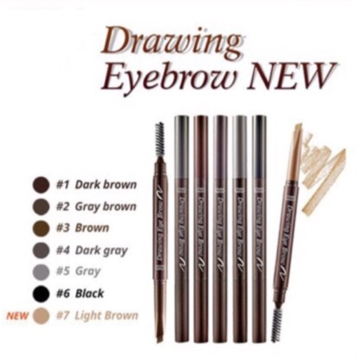 ของแท้ Etude House Drawing Eye Brow (NEW)