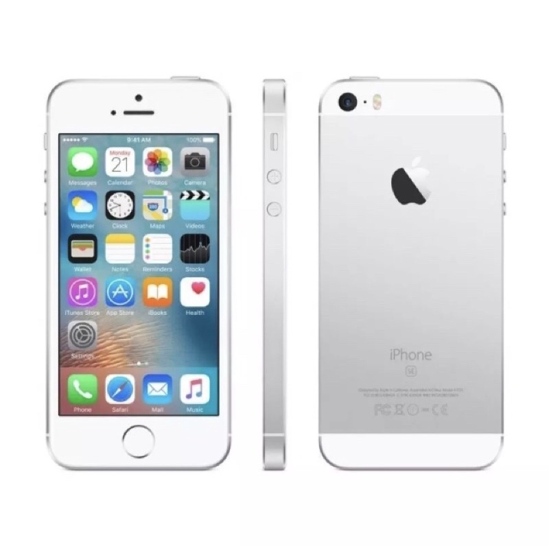 iPhone se 2016 32G มือสอง สีขาว