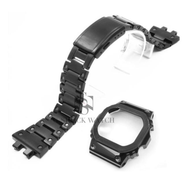 สายนาฬิกาข้อมือสแตนเลส 316 L สําหรับ Casio G - Shock Gmw - B5000Gd - 9A Gmw - B5000D - 1Adr