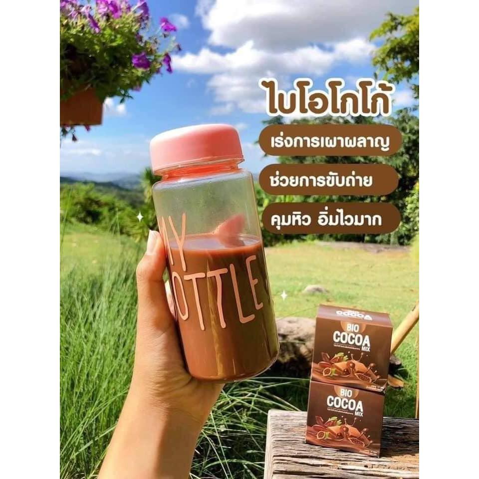 Bio Cocoa mix โกโก้ที่เป็นได้มากกว่าโกโก้
