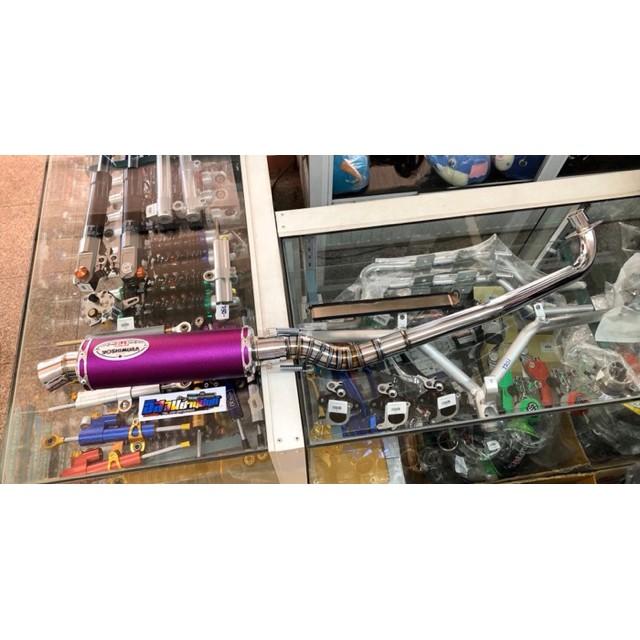 🔥💖🌟●﹊ท่อสูตร ท่อผ่า โยชิมูระ เวฟ WAVE ทุกรุ่น ดรีมซูเปอร์คัพ Click Mio MSX SCOOPY ยิงทราย คอท่อ 28mออก40m