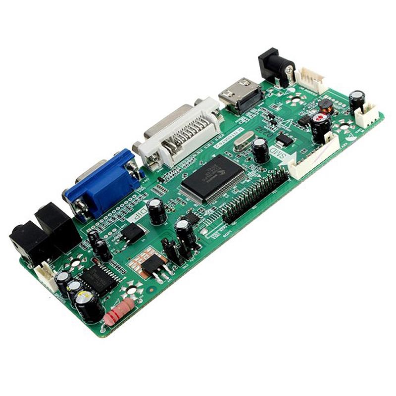 Kit For N156B3-L0B HDMI Audio LCD  Controller Driver Board DVI VGA