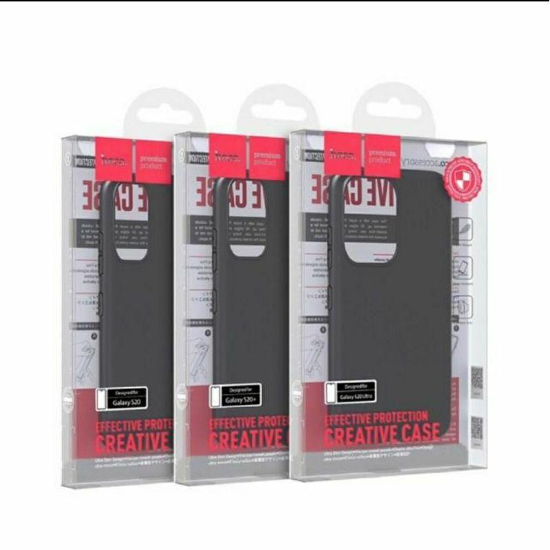Hoco แท้💯%Case Ultra Slim เคสดำทึบ For Samsung S8/S8plus/S9/S9Plus/S10/S10Plus/S20/S20plus/S20ultra/Note10/Note10Plus
