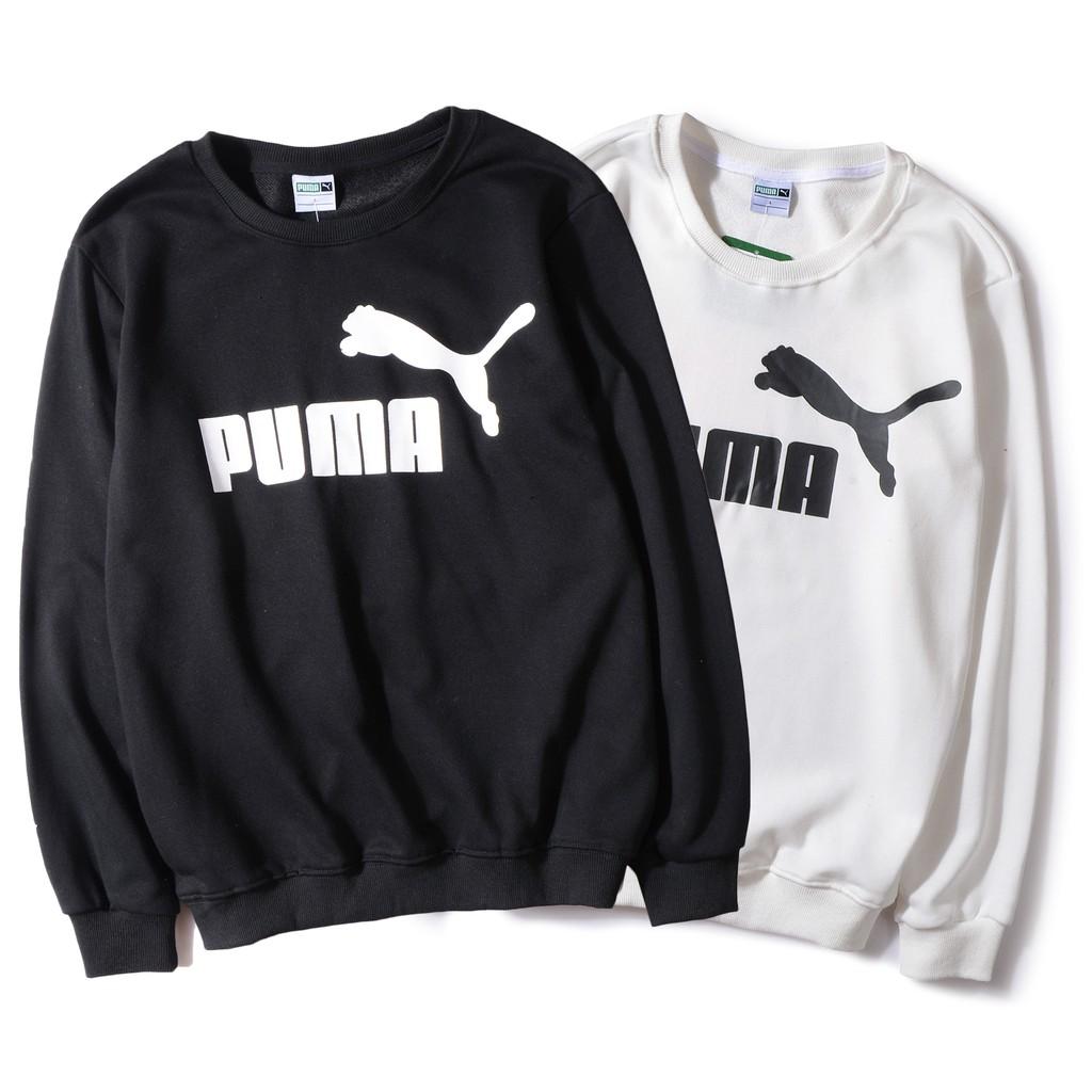 Puma new เสื้อกันหนาวแขนยาว