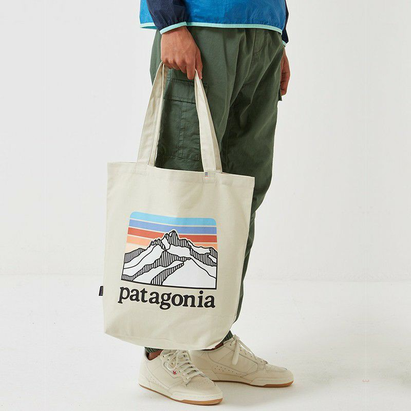 ถุงผ้า patagonia tote bag ของแท้