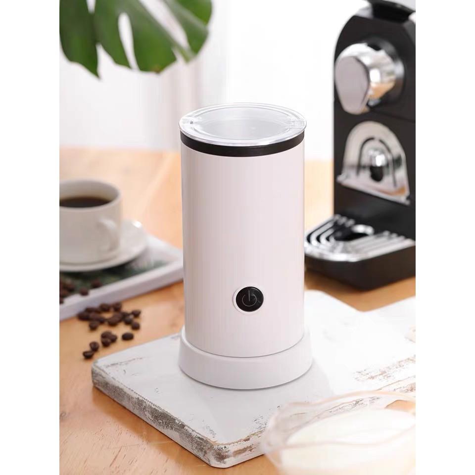 เครื่องชงกาแฟ ที่ตีฟองนมแบบอัตโนมัติเครื่องทำฟองนม Lahua Frother เครื่องทำกาแฟเย็นและร้อนเชิงพาณิชย์---สินค้าพร้อมส่ง---