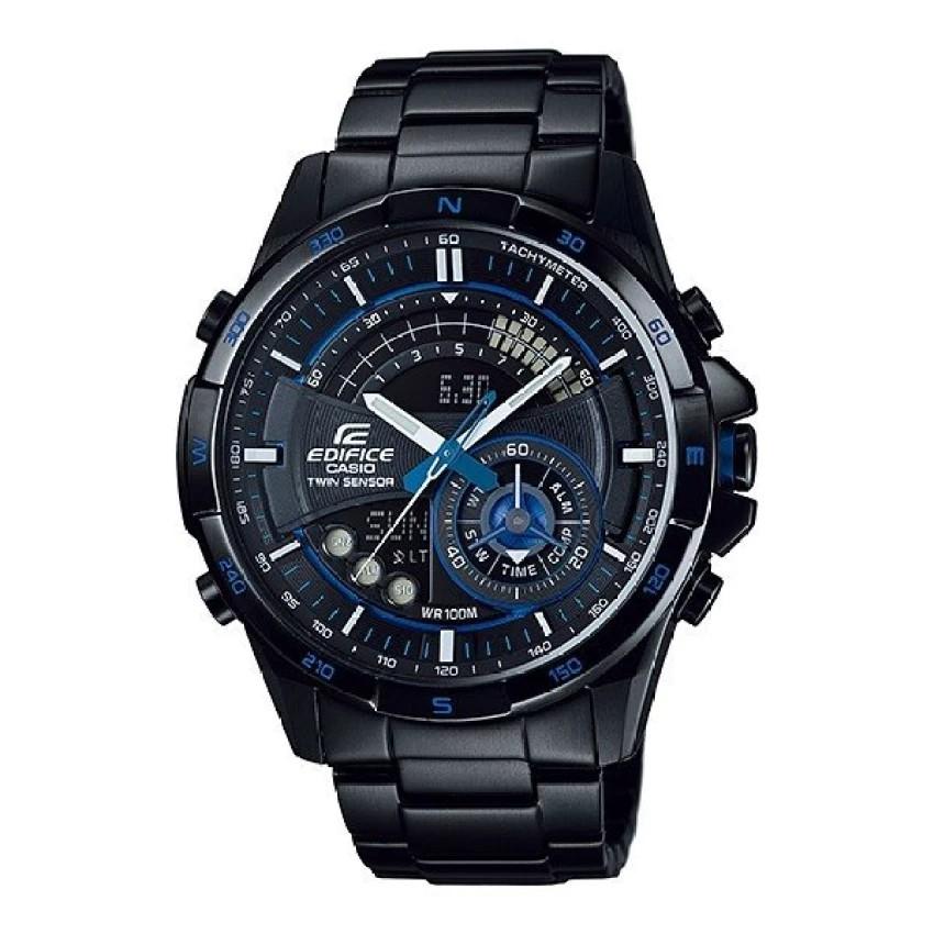 Casio นาฬิกาผู้ชาย สายสแตนเลส รุ่น ERA-200DC-1