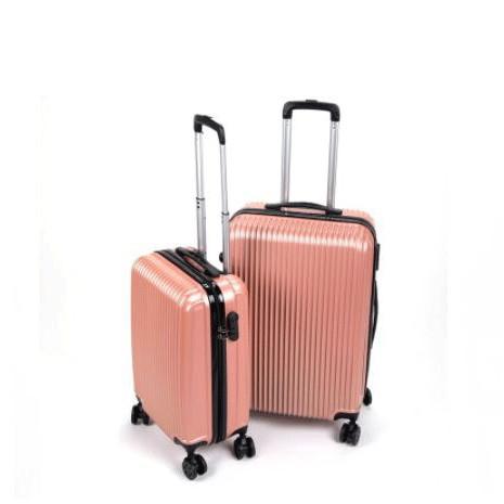 กระเป๋าลาก กระเป๋าล้อลาก กระเป๋าเดินทางล้อลาก SHIPPINGHOME's กระเป๋าเดินทาง ขนาด20 24นิ้ว กระเป๋าลาก กระเป๋าเดินทางล้อคู