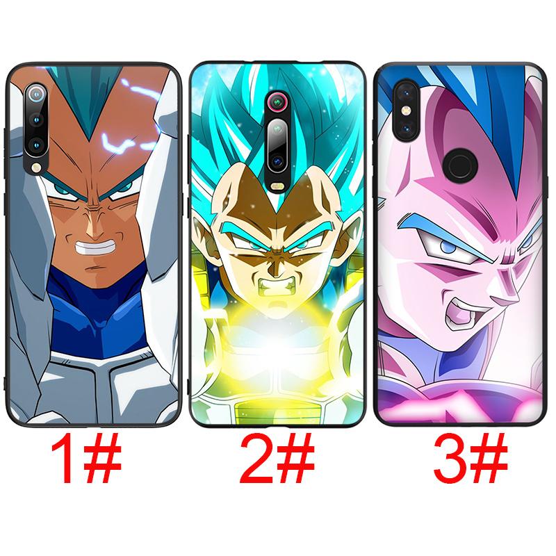 เคสโทรศัพท์มือถือลายการ์ตูน Dragonball Z Redmi K 20 K 30 S 2 Go 9 C 9 A 9 8 A 8 7 A 7 6 A 6 Pro