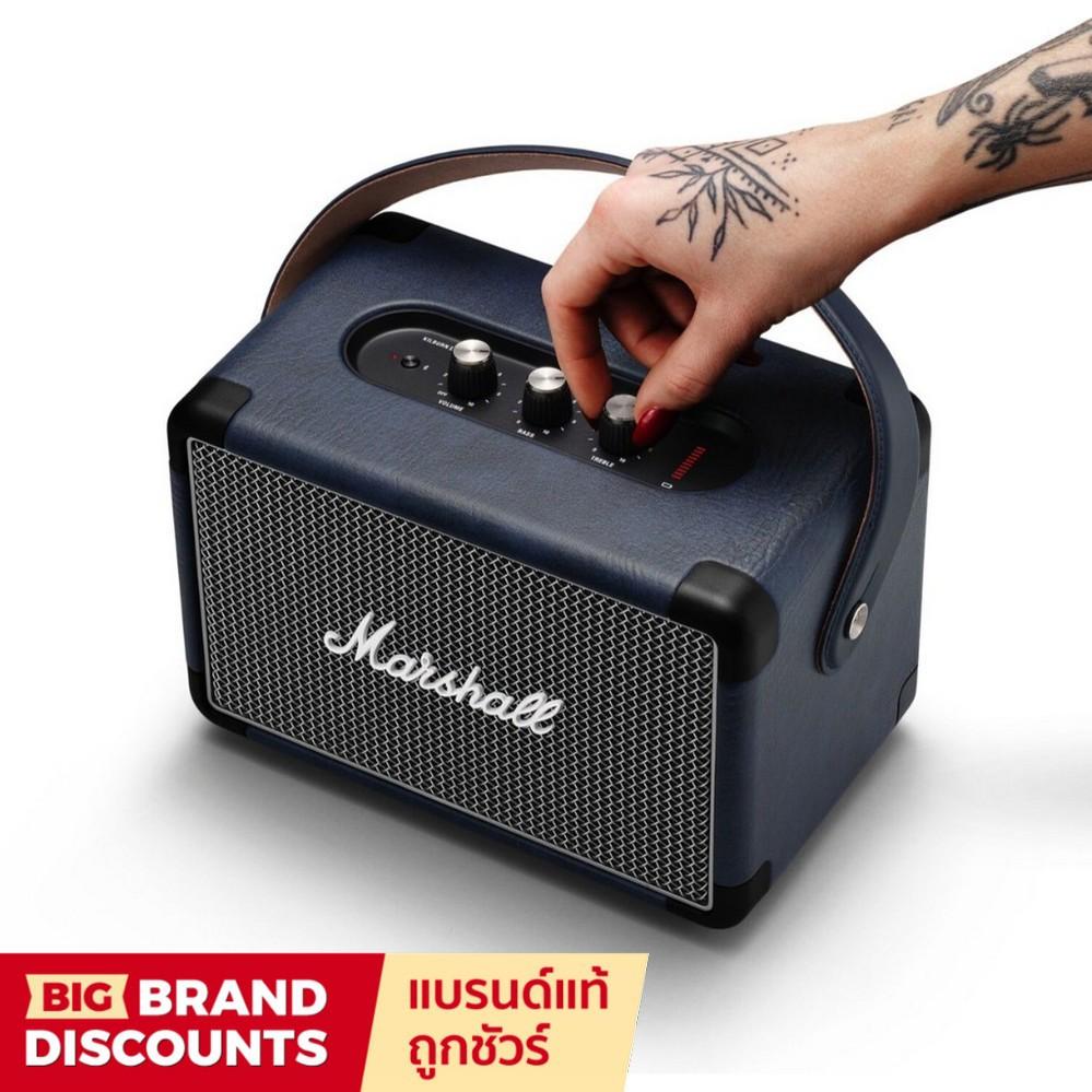 Marshall Kilburn II Portable Bluetooth 5.0 aptX. Speaker ลำโพงบลูทูธสุดหรูยอดฮิต รับประกันศูนย์ไทย 1 ปี 5104