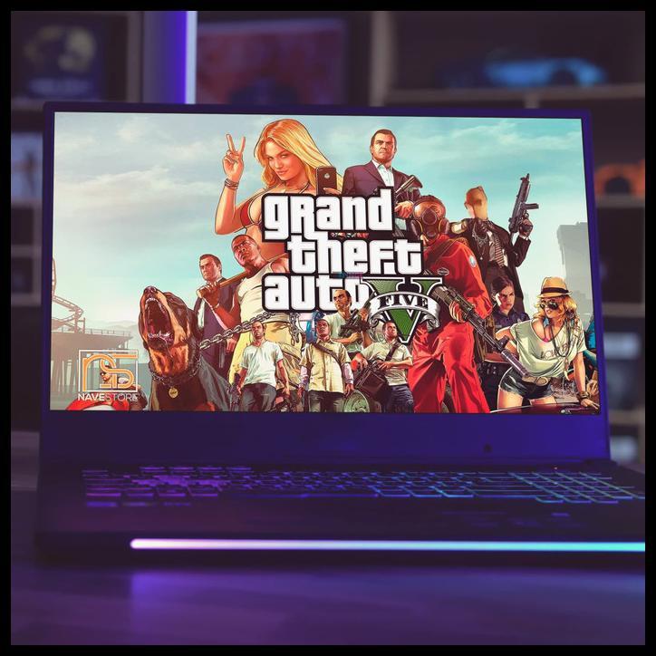 Grand Theft Auto V (Gta V) Original Online Pc - Can Be Online - Pc Game ของเล่นสําหรับเด็ก