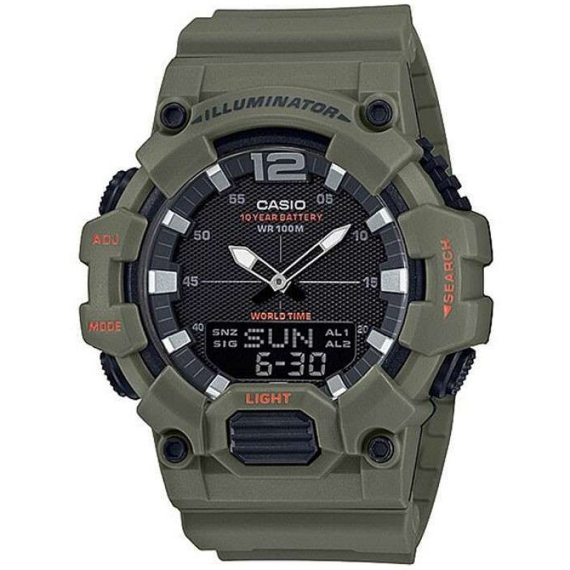 Casio Hdc - 700-3A2Vdf กองทัพเรือ