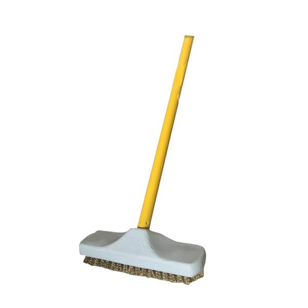 แปรงขัดพื้นทองเหลือง คุณภาพดี - Cleanmate24