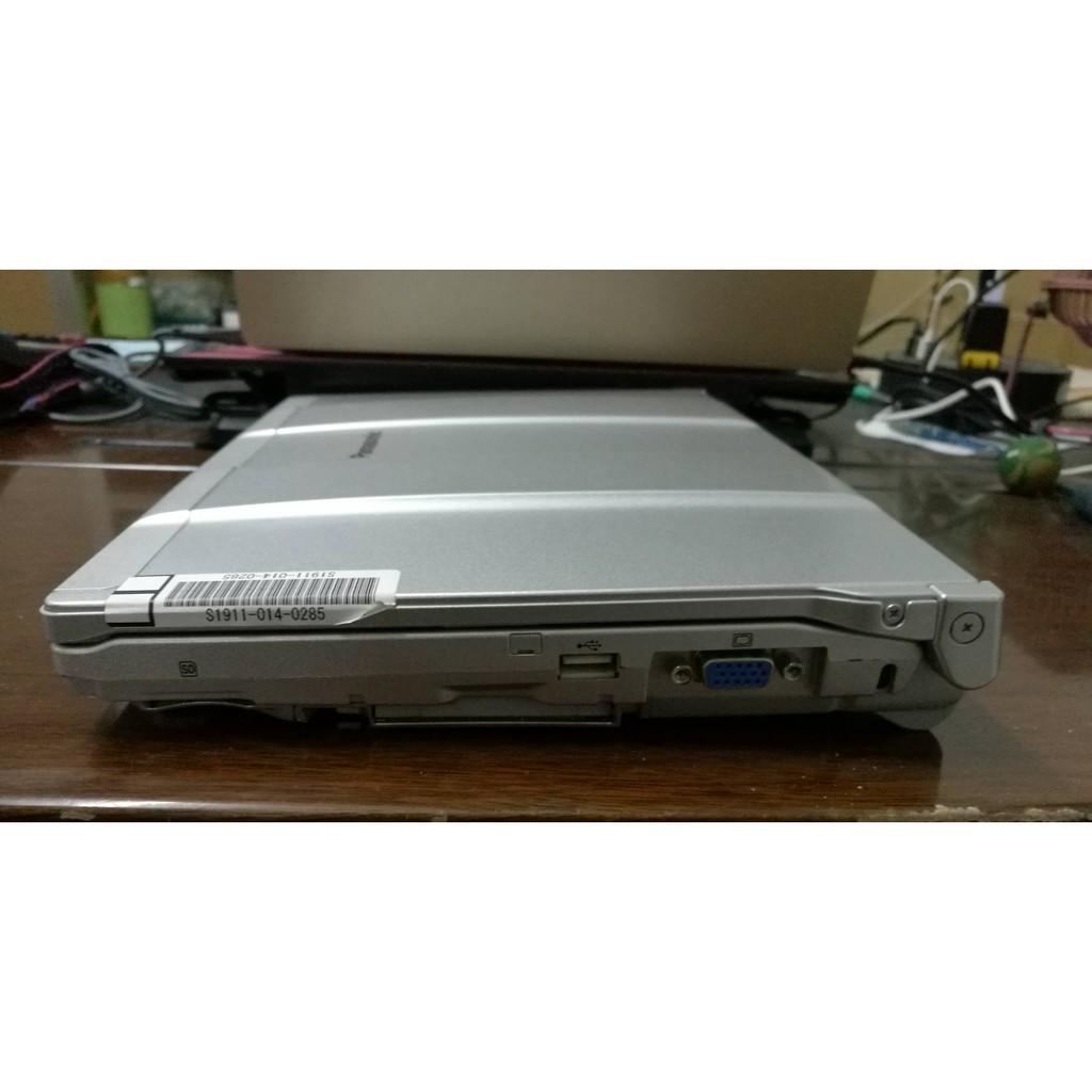 โน๊ตบุ๊ค Notebook Panasonic ขนาด12 นิ้ว (มี 3 สเปคให้เลือก) Qdaj
